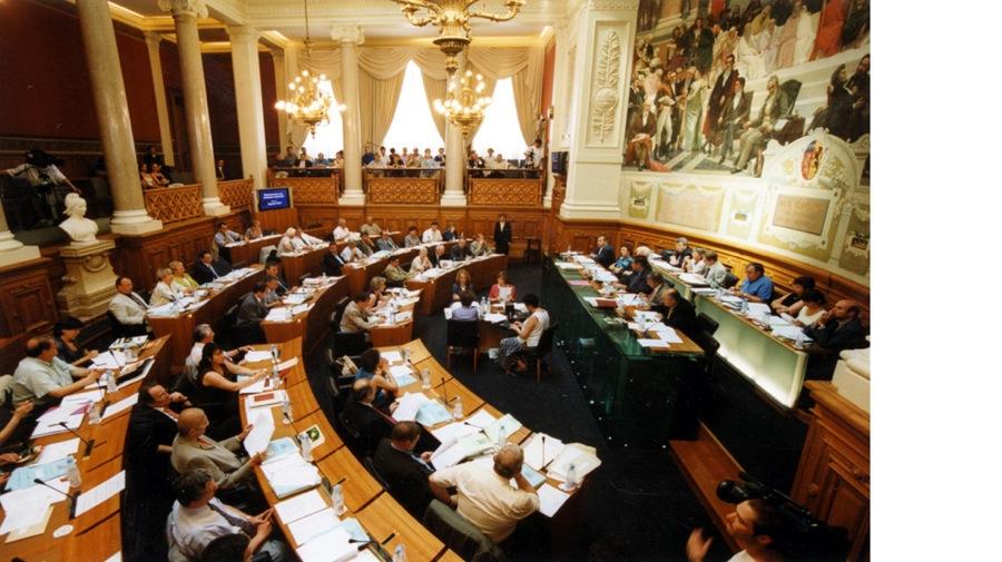 Conseil Général du Rhône - Assemblée