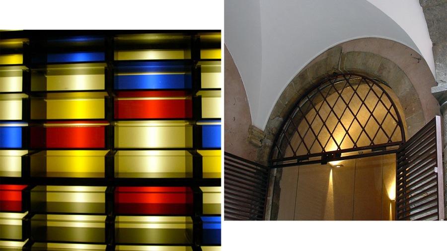 Commerces - Détails meuble Musée