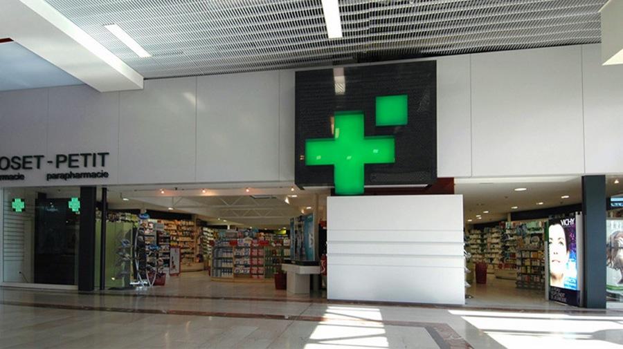 Commerces - Pharmacie VG