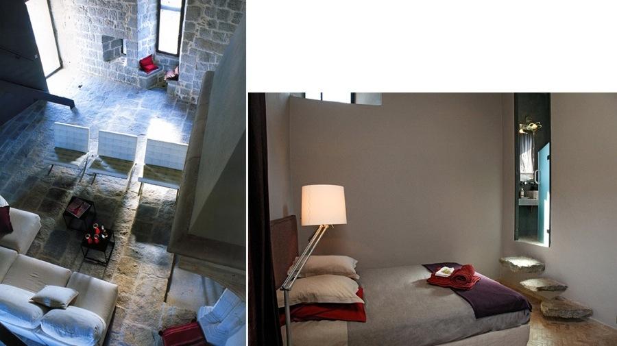 Maison d'hôte en Ardèche-intérieurs-jy arrivetz architecte