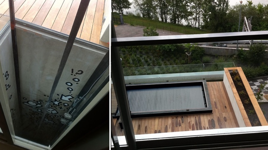 Maison individuelle piscine suspendue jy arrivetz for Piscine design caluire