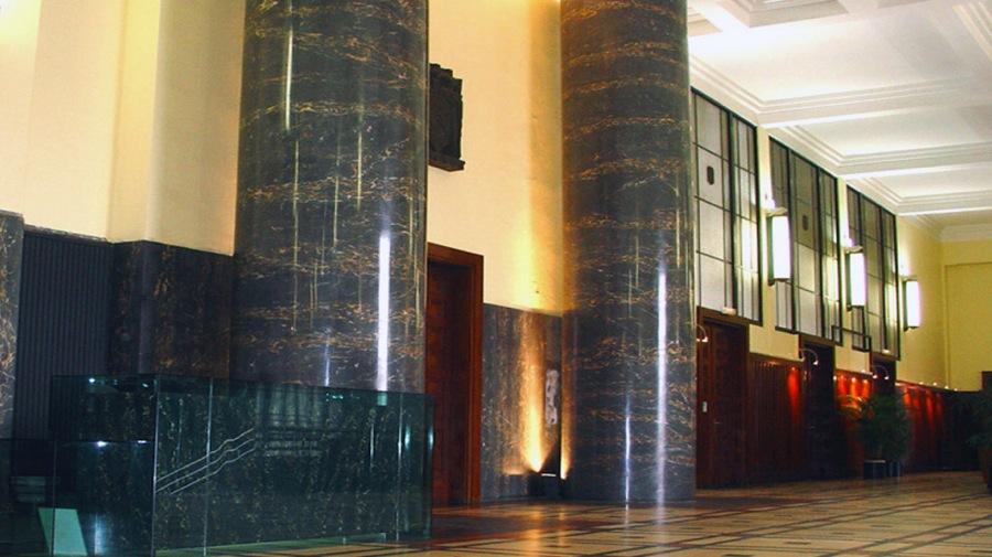 Rénovation Hotel de ville de Villeurbanne,1° étage-jy arrivetz
