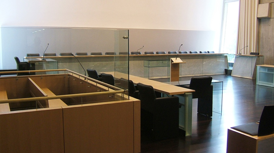 Rénovation du palais de justice d'Annecy-vue depuis la salle-jy arrivetz
