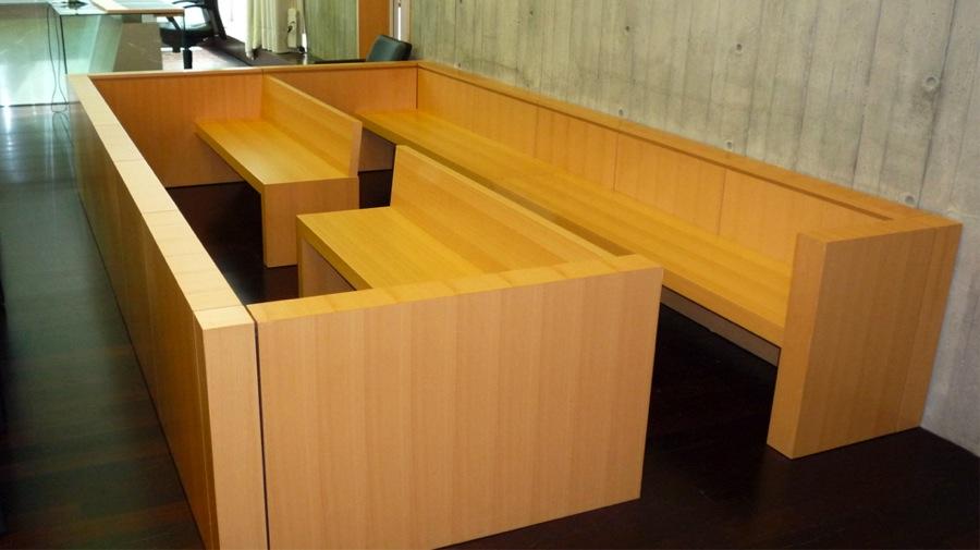 Rénovation du palais de justice d'Annecy-box accusés-jy arrivetz