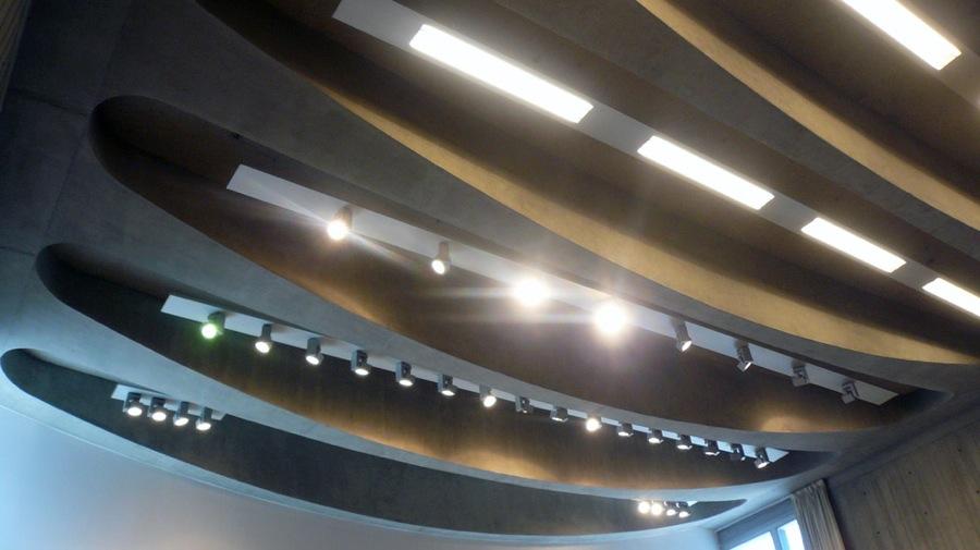 Rénovation du palais de justice d'Annecy-plafond -jy arrivetz