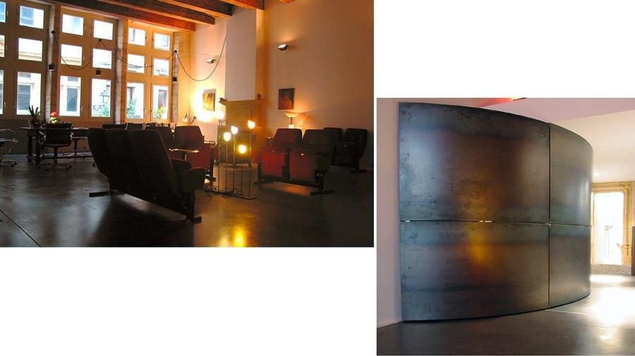 Design Cuisine Mobile Loft Jy Arrivetz Architecte Jean