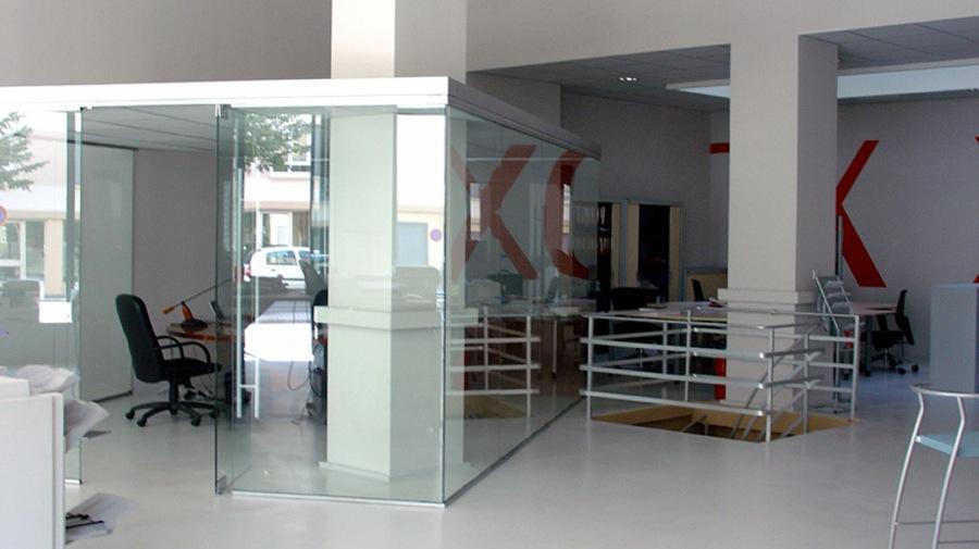 Show room Xerox-jy arrivetz architecte
