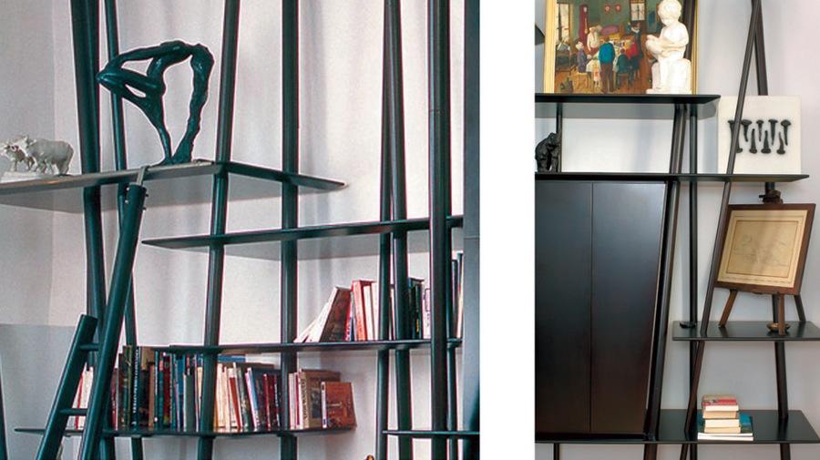 bibliothèque bambous-arrivetz design
