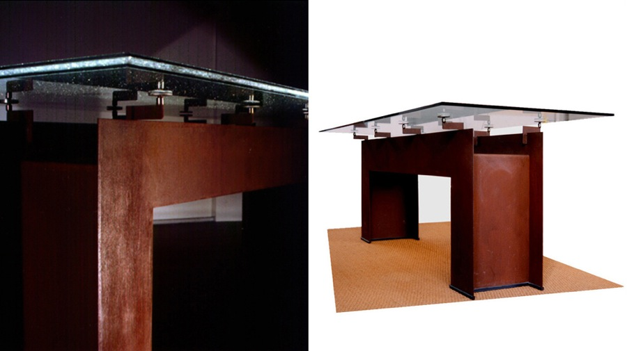 """table """"QUE SERRA""""-jy arrivetz Design"""
